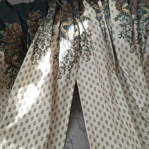 Vintage Accents - Bohemian style curtains